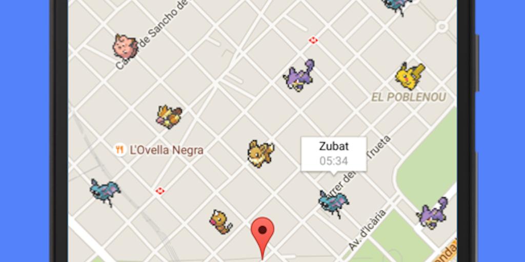 Go radar live map for pokemon go