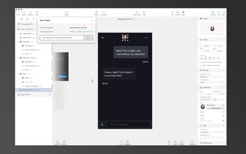 Supernova V4 - Turn Sketch into iOS, Android and React Native in