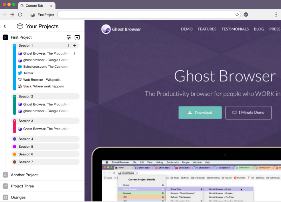 Ghost Browser 2.0