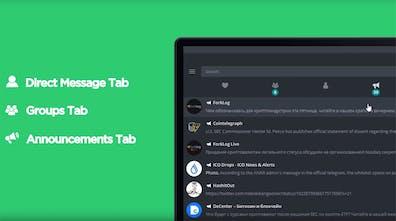 Bettergram Messenger - An elegant Telegram client with killer