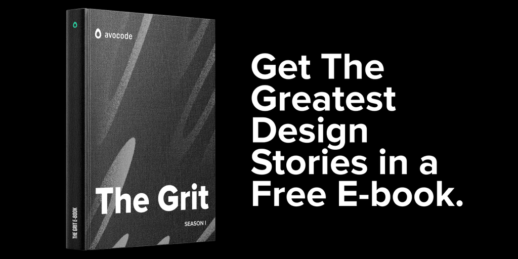 The Grit ebook - greatest design stories - Interviews with 10 design leaders from Intercom, Dribbble   Product Hunt