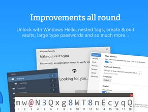 1Password 7 for Mac and Windows - Save your passwords and log in to