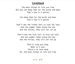 Billion Songs Infinite Song Lyrics With Deep Learning