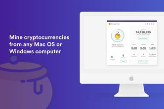 Honeyminer Mac - Earn bitcoin with your computer 🍯 | Product Hunt