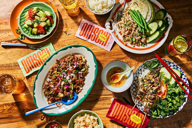 Great Asian Cuisine Starters
