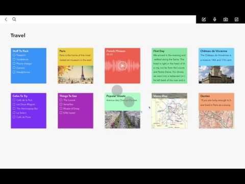 smart notebook application for mac