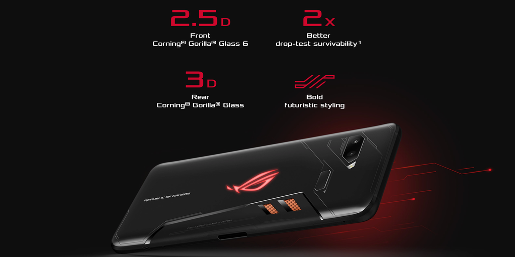 ASUS ROG Phone II - A gaming phone with world class specs | Product Hunt