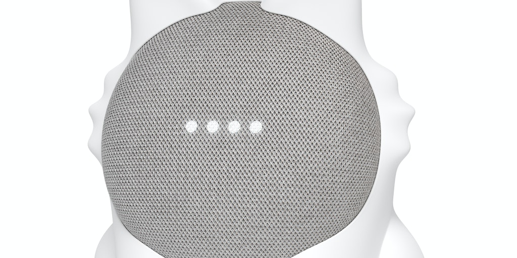 Caat - The cutest silicone skin for Google Home Mini | Product Hunt