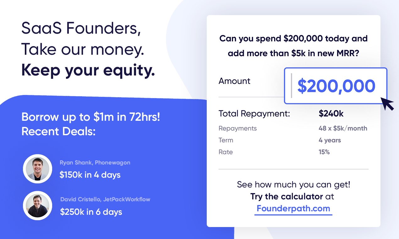 Founderpath Product Hunt Image
