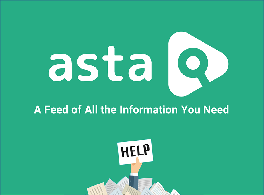 Asta - Stop wasting time searching for documents at work