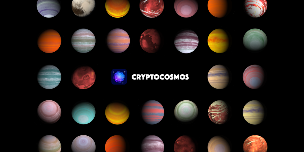 CryptoCosmos - All 4380 known planets in the cosmos as collectable NFTs | Product Hunt