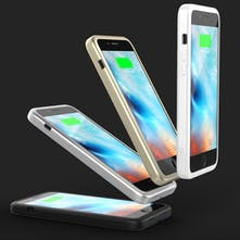 newest 59513 5ad81 ThinCharge - World's Thinnest Battery Phone Case for iPhone 7/7+ ...