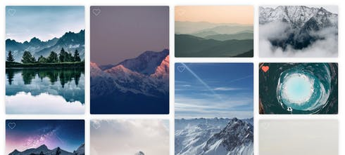 Pixel Mob - Royalty-free images from numerous sources for