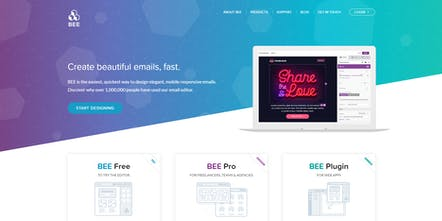 BEE Free - Free editor to build responsive design emails